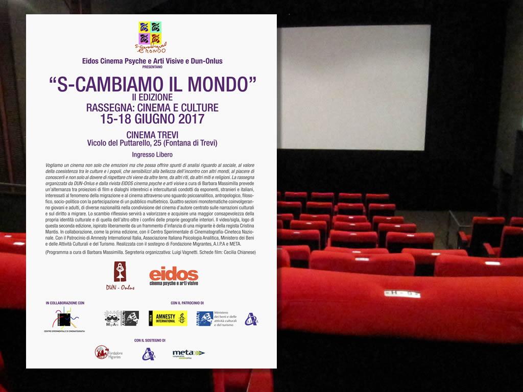 """Rassegna cinematografica """"Cinema e migrazione"""""""
