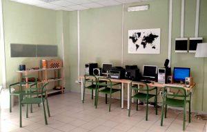 Locali spazio incontro scholè