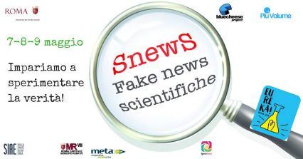 SnewS – fake news scientifiche