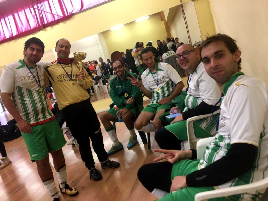 Giornata mondiale disabilità - Torneo calciotto